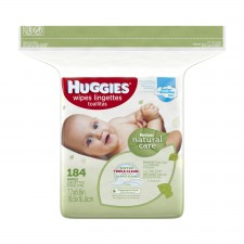 Huggies Natural Care Wipes - $13.95